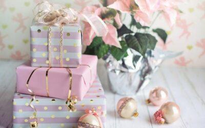 Vaaleanpunainen joulu
