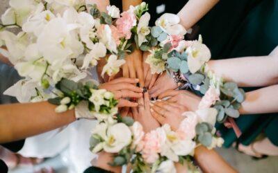 Hääjuhlan kukkakorut