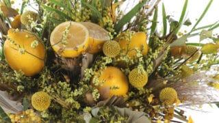 Raikasta keltaista ja tuttifruttia - pääsiäisenä saa leikitellä kukilla