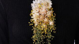 Kukkakoru viimeistelee vastavalmistuneen asun