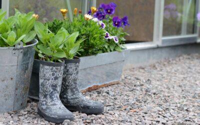 Kierrätysvinkit puutarhaan – katso 5 ideaa