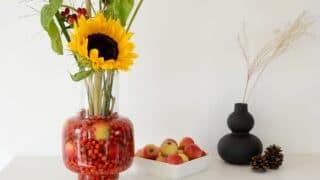 Katso kuinka voit käyttää pihlajanmarjoja - 3 kivaa kukkavinkkiä